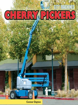 cover image of Cherry Pickers