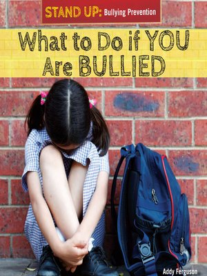 cover image of What to Do if You Are Bullied