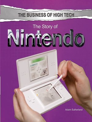 cover image of The Story of Nintendo