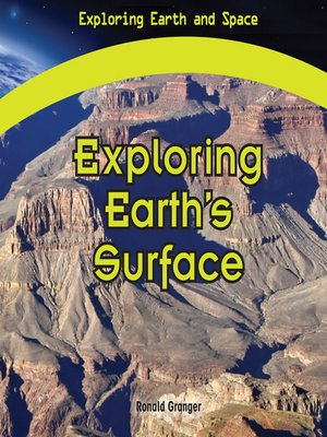 cover image of Exploring Earth's Surface