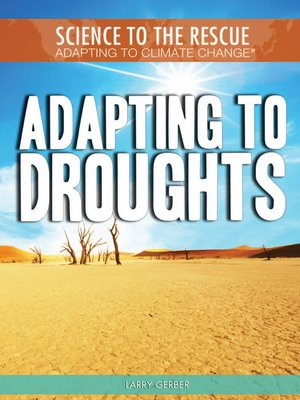 cover image of Adapting to Droughts