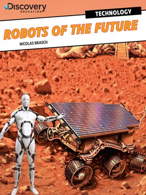 cover image of Robots of the Future