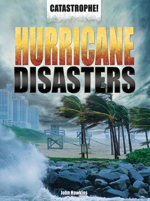 cover image of Hurricane Disasters