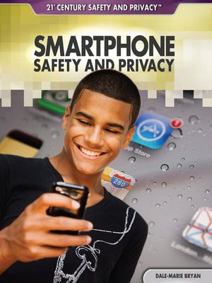 cover image of Smartphone Safety and Privacy