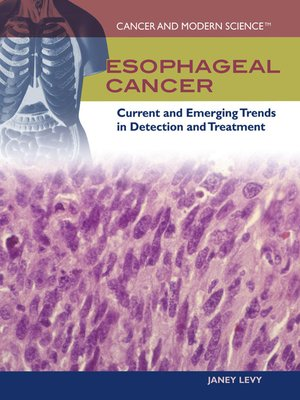 cover image of Esophageal Cancer