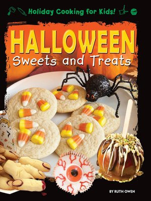 cover image of Halloween Sweets and Treats