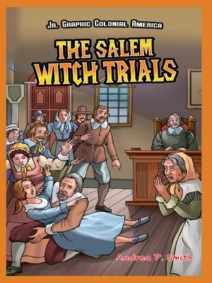 cover image of The Salem Witch Trials