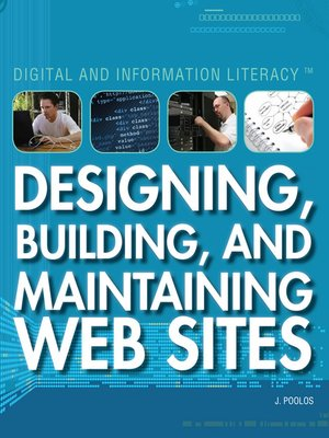 cover image of Designing, Building, and Maintaining Web Sites