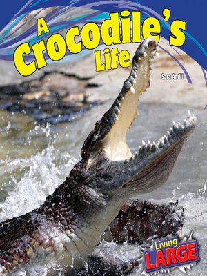 cover image of A Crocodile's Life