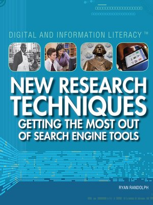 cover image of New Research Techniques