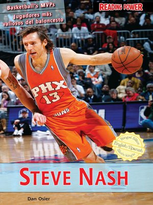 cover image of Steve Nash