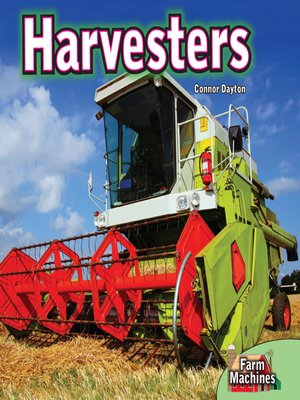 cover image of Harvesters