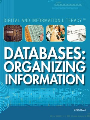 cover image of Databases