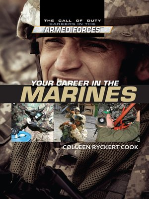 cover image of Your Career in the Marines