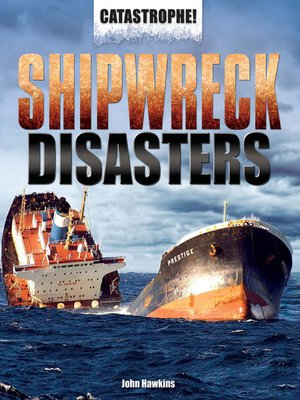cover image of Shipwreck Disasters