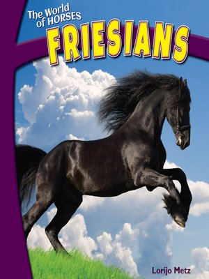 cover image of Friesians