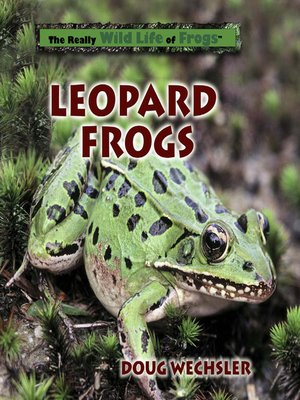 cover image of Leopard Frogs