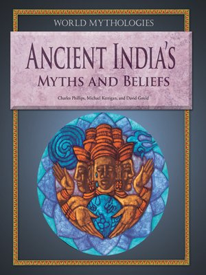 cover image of Ancient India's Myths and Beliefs