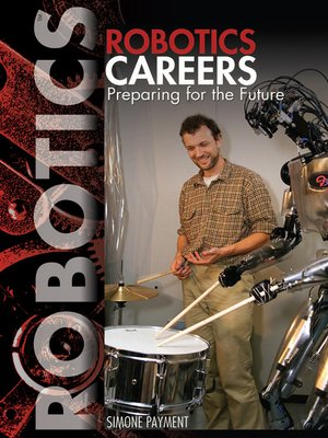 cover image of Robotics Careers