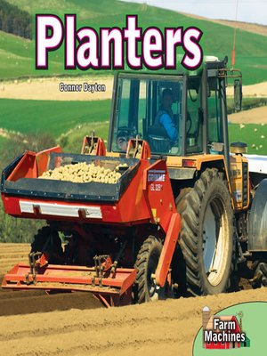 cover image of Planters