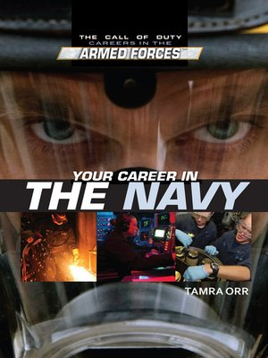 cover image of Your Career in the Navy