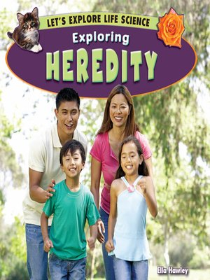 cover image of Exploring Heredity