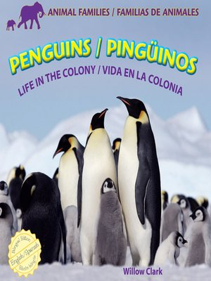 cover image of Penguins / Pingüinos