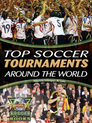 cover image of Top Soccer Tournaments Around the World