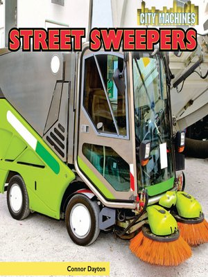 cover image of Street Sweepers
