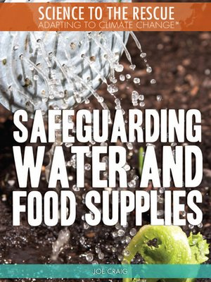 cover image of Safeguarding Water and Food Supplies