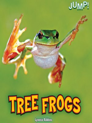 cover image of Tree Frogs