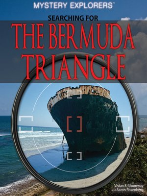 cover image of Searching for the Bermuda Triangle