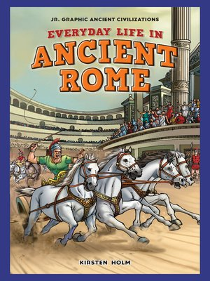 cover image of Everyday Life in Ancient Rome