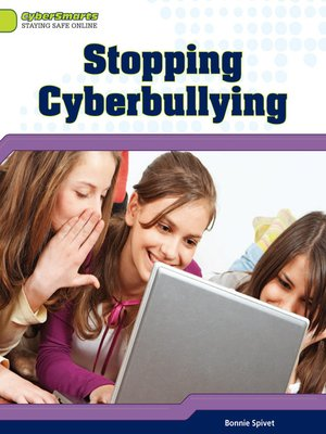 cover image of Stopping Cyberbullying