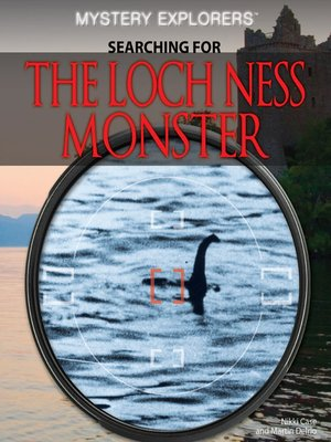 cover image of Searching for the Loch Ness Monster