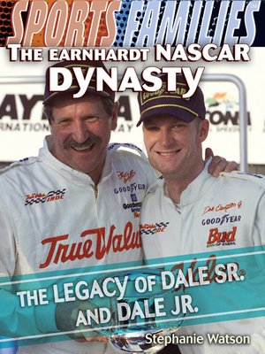 cover image of The Earnhardt NASCAR Dynasty