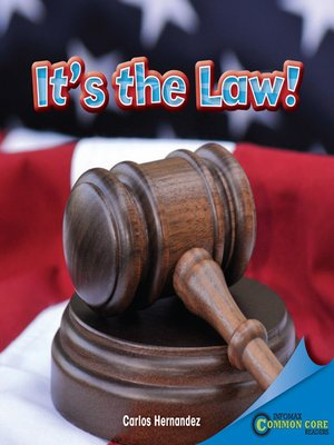 cover image of It's the Law!