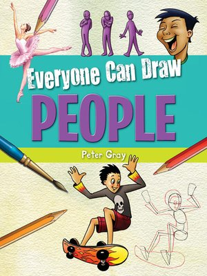 cover image of Everyone Can Draw People