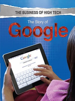 cover image of The Story of Google