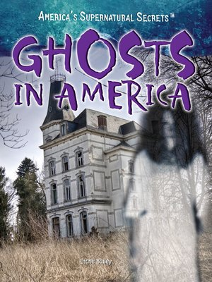 cover image of Ghosts in America
