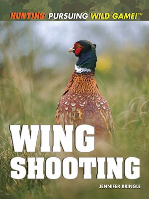 cover image of Wing Shooting
