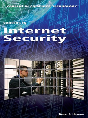 cover image of Careers in Internet Security