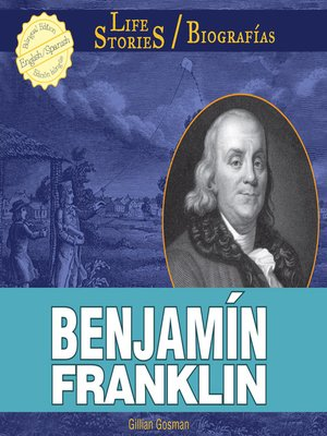 cover image of Benjamín Franklin