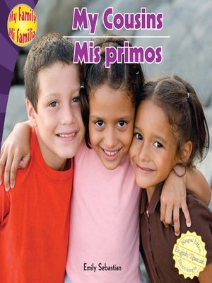 cover image of My Cousins / Mis primos