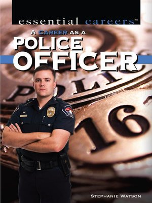 cover image of A Career as a Police Officer