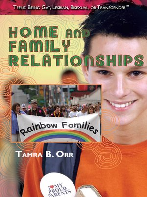 cover image of Home and Family Relationships