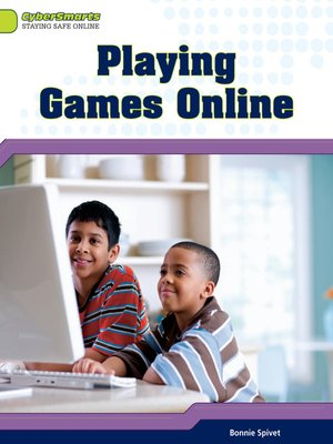 cover image of Playing Games Online