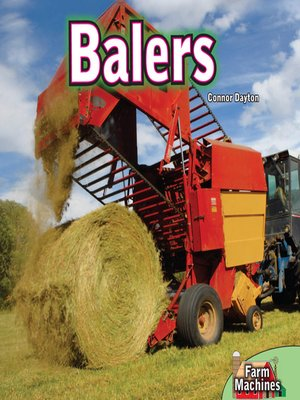 cover image of Balers