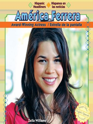 cover image of América Ferrera