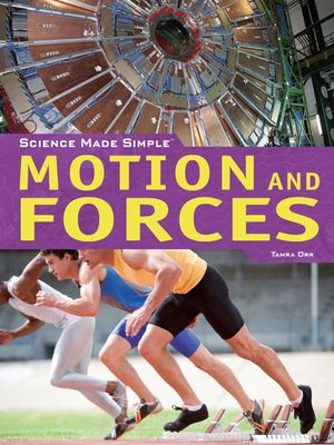 cover image of Motion and Forces